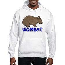 Wombat Logo III Hoodie