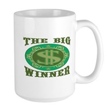 The Big Winner Coffee Mug