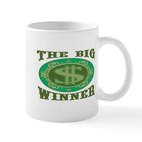 The Big Winner Mug