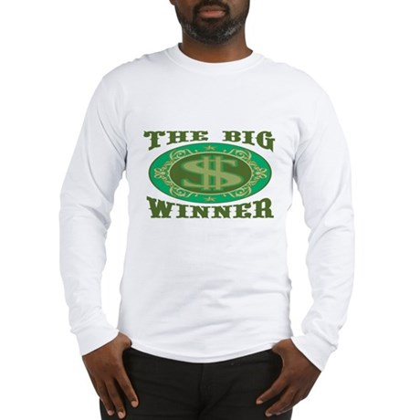 The Big Winner Long Sleeve T-Shirt