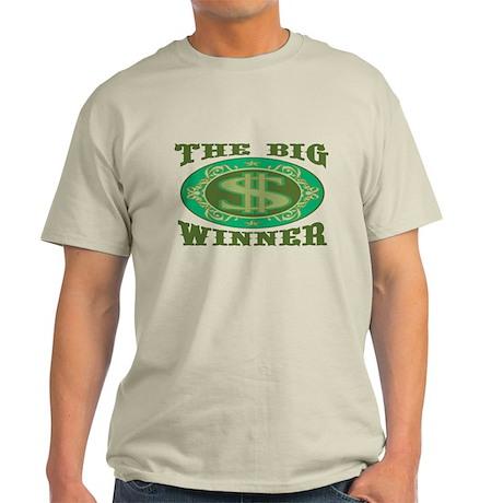 The Big Winner Light T-Shirt