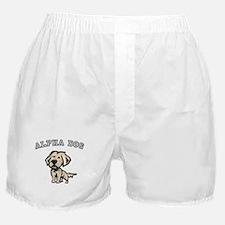 Alpha Golden Boxer Shorts