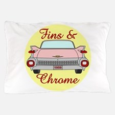 Tailfins And Chrome, 1959 Cadillac In Pillow Case