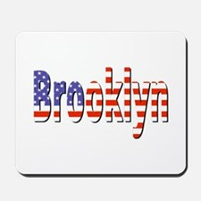 Patriotic Brooklyn Mousepad