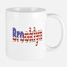 Patriotic Brooklyn Mugs