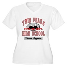 Twin Peaks PE Donna T-Shirt