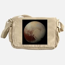 Pluto - The Largest Dwarf Planet Messenger Bag