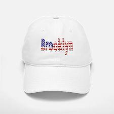Patriotic Brooklyn Baseball Baseball Baseball Cap