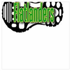 Flatlanders Poster