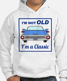 Old Classic 1959 Cadillac Hoodie