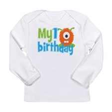 Cute 55 year old birthday Long Sleeve Infant T-Shirt