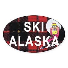 Cute Skis Decal