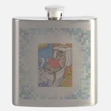 Cat 535 Flask