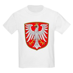 Frankfurt Coat of Arms Kids T-Shirt