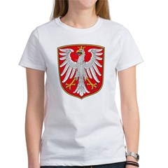 Frankfurt Coat of Arms Women's T-Shirt