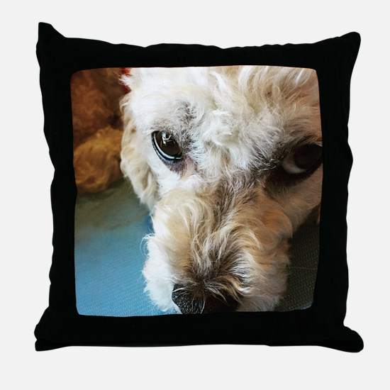 Cute Mix Throw Pillow