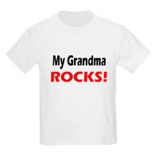 My Grandma Rocks T-Shirt
