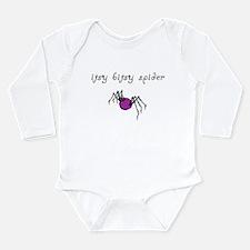 Funny Halloween toddler Long Sleeve Infant Bodysuit
