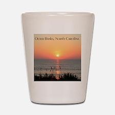 Outer Banks Sunrise Shot Glass