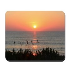 Outer Banks Sunrise Mousepad
