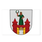 Magdeburg Coat of Arms Postcards (Package of 8)