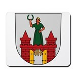 Magdeburg Coat of Arms Mousepad