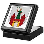 Magdeburg Coat of Arms Keepsake Box