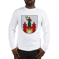 Magdeburg Coat of Arms Long Sleeve T-Shirt