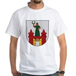 Magdeburg Coat of Arms White T-Shirt