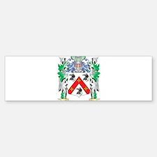 Basso Coat of Arms - Family Crest Bumper Bumper Bumper Sticker