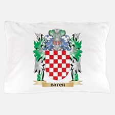 Batch Coat of Arms - Family Crest Pillow Case