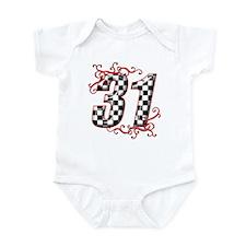 RaceFashion.com 31 Infant Bodysuit