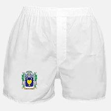 Batistoni Coat of Arms - Family Crest Boxer Shorts