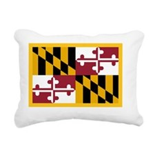 Flag Rectangular Canvas Pillow