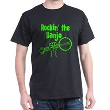 ROCKIN' THE BANJO T-Shirt