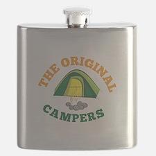 Original Campers Flask
