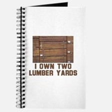 IOwn Two Lumber Yards Journal