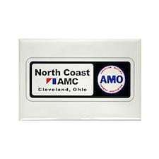 North Coast AMC Rectangle Magnet