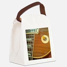 59 Gibson Les Paul Canvas Lunch Bag