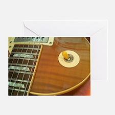 59 Gibson Les Paul Greeting Card