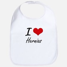 I love Hernias Bib