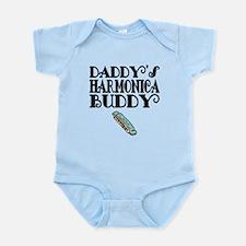 Daddys Harmonica Buddy Body Suit