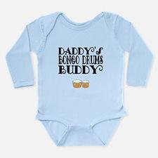 Daddys Bongo Drums Buddy Body Suit