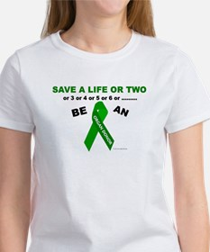 Save A Life Or Two Tee