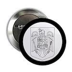 Romanian COA (BW) Button