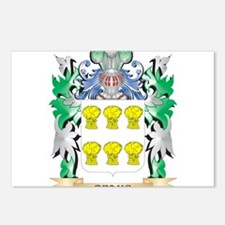 Beams Coat of Arms - Fami Postcards (Package of 8)