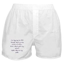 your perspective Boxer Shorts