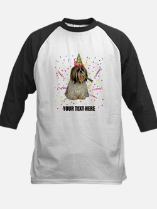 Custom Shih Tzu Birthday Tee