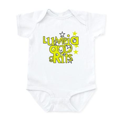 Lumpia & Grits Infant Bodysuit