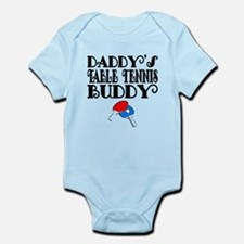Daddys Table Tennis Buddy Body Suit